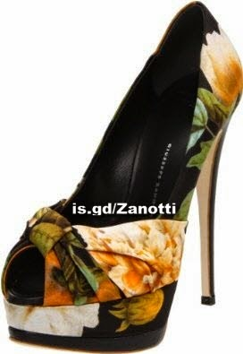 Giuseppe Zanotti Women's E26081 Platform Pump