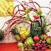 Tết: Trưng bày mâm ngũ quả và cây cối hợp phong thủy mong rước lộc vào nhà