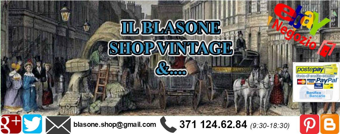 IL Blasone Shop Vintage & Antiquariato