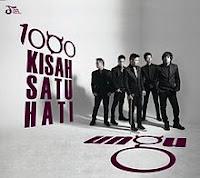 Ungu - 1000 Kisah Satu Hati Album Lirik