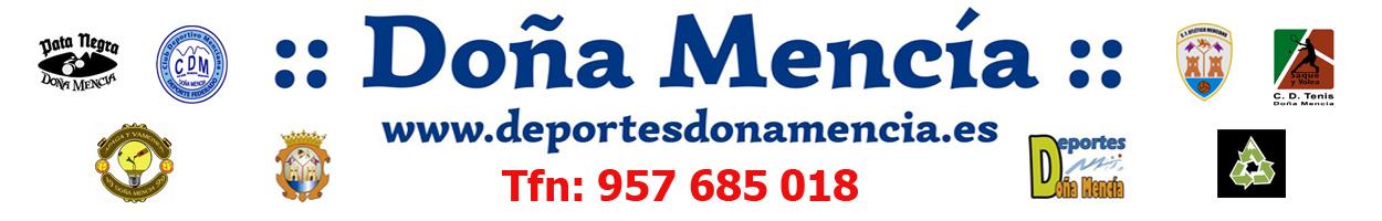 Deportes Doña Mencía