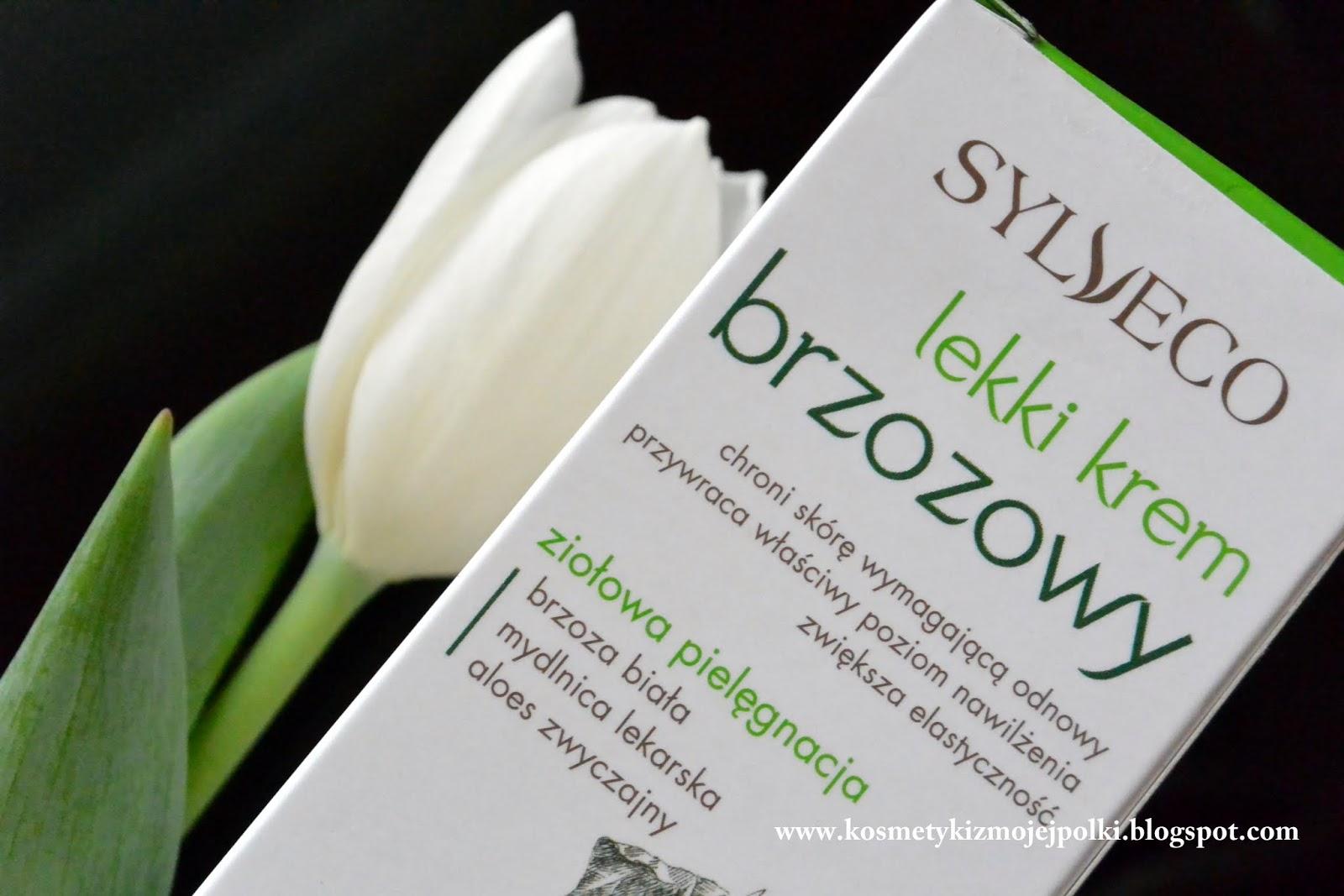 Hipoalergiczny Lekki Krem brzozowy / SYLVECO
