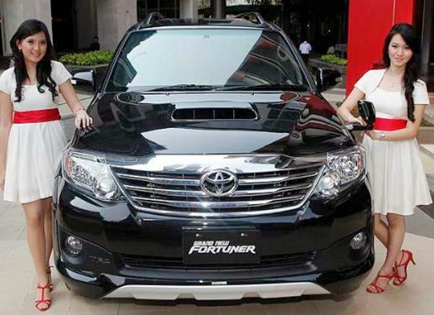 Toyota Fortuner 2015 Major Change