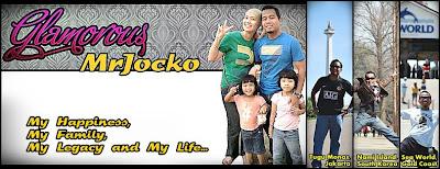 Glamorous Blogger MrJocko