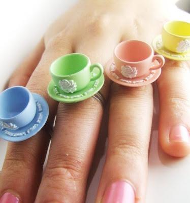 Create celebrate bridal tea party favors for Teacup party favors