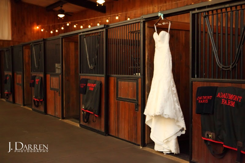 Adaumont Farm wedding