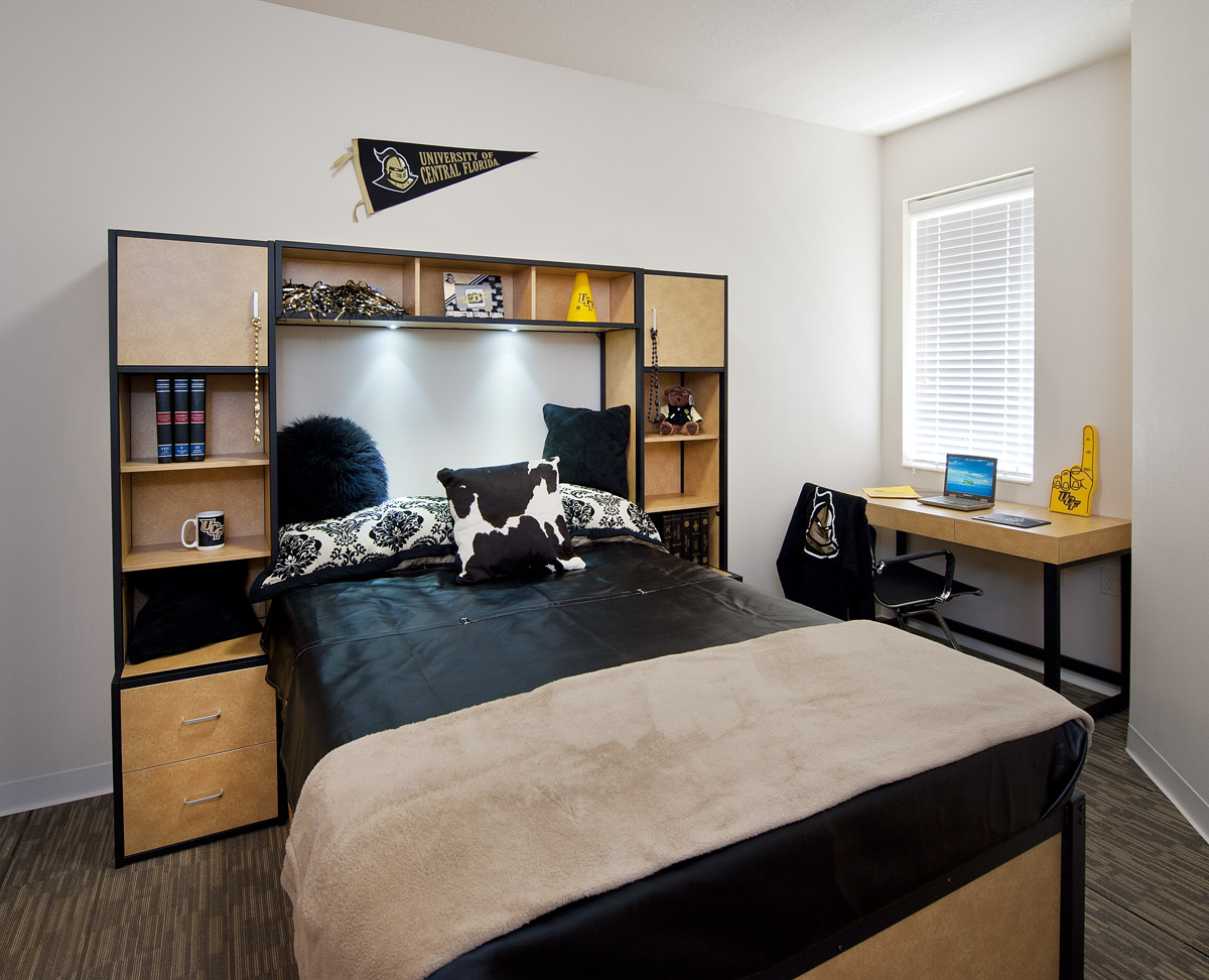 Finfrock blog finfrock completes northview tower at ucf in less than 12 months for 3 bedroom apartments near ucf