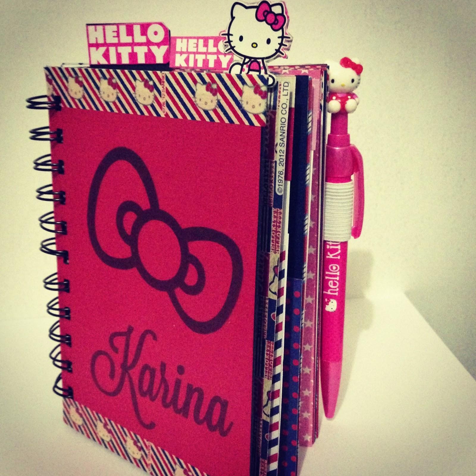 Hello kitty scrapbook ideas - Hello Kitty Scrapbook Ideas 20