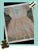 dress renda mom and bab
