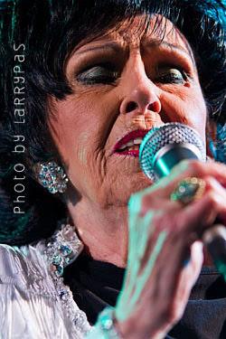 Crónica concierto Wanda Jackson Bilbao
