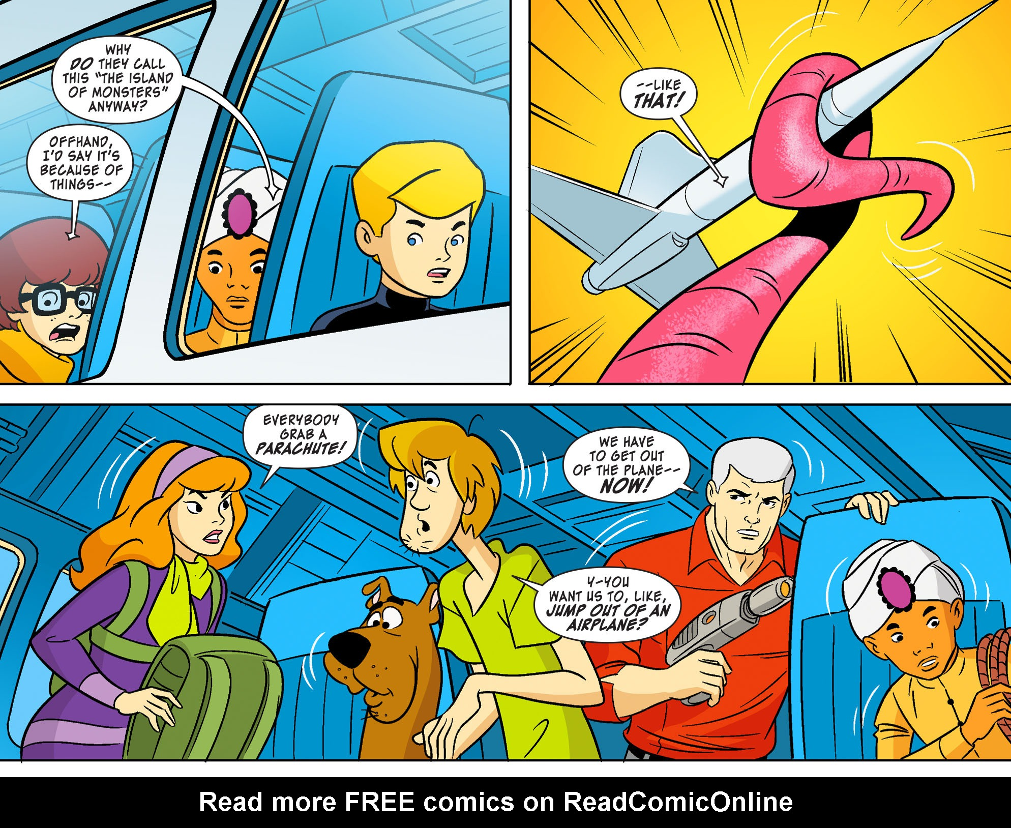 Read online Scooby-Doo! Team-Up comic -  Issue #20 - 6