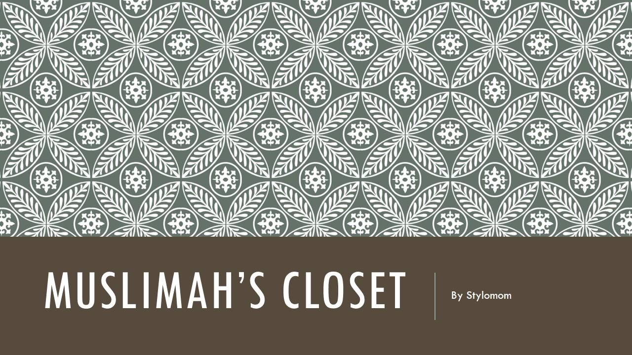 Muslimah's Closet