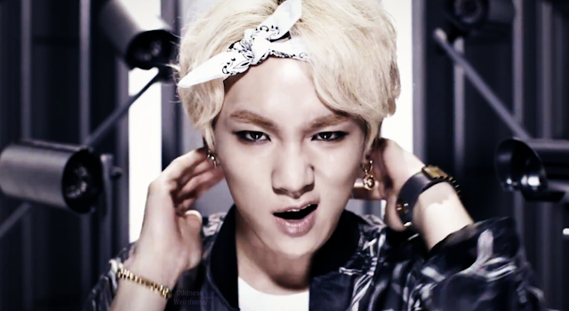 shinee key breaking news short pv screencap