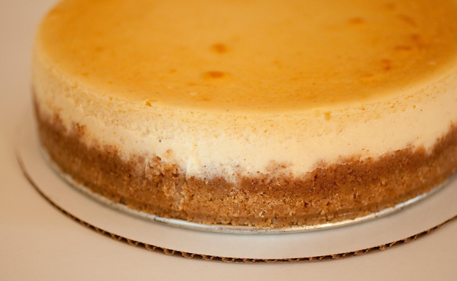 Tish Boyle Sweet Dreams: 'Tis the Season Eggnog Cheesecake
