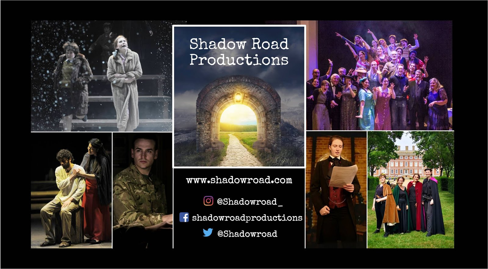 Shadow Road on GoFundMe