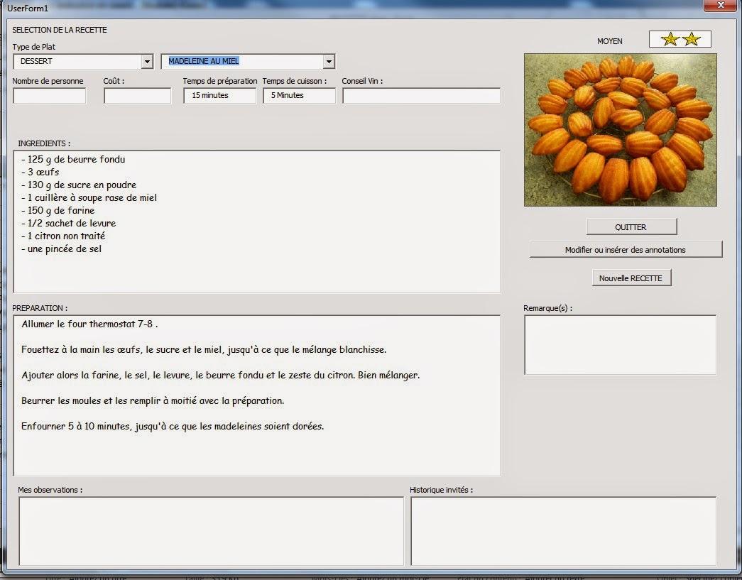 davaus net modele recette cuisine word avec des id 233 es int 233 ressantes pour la conception de la