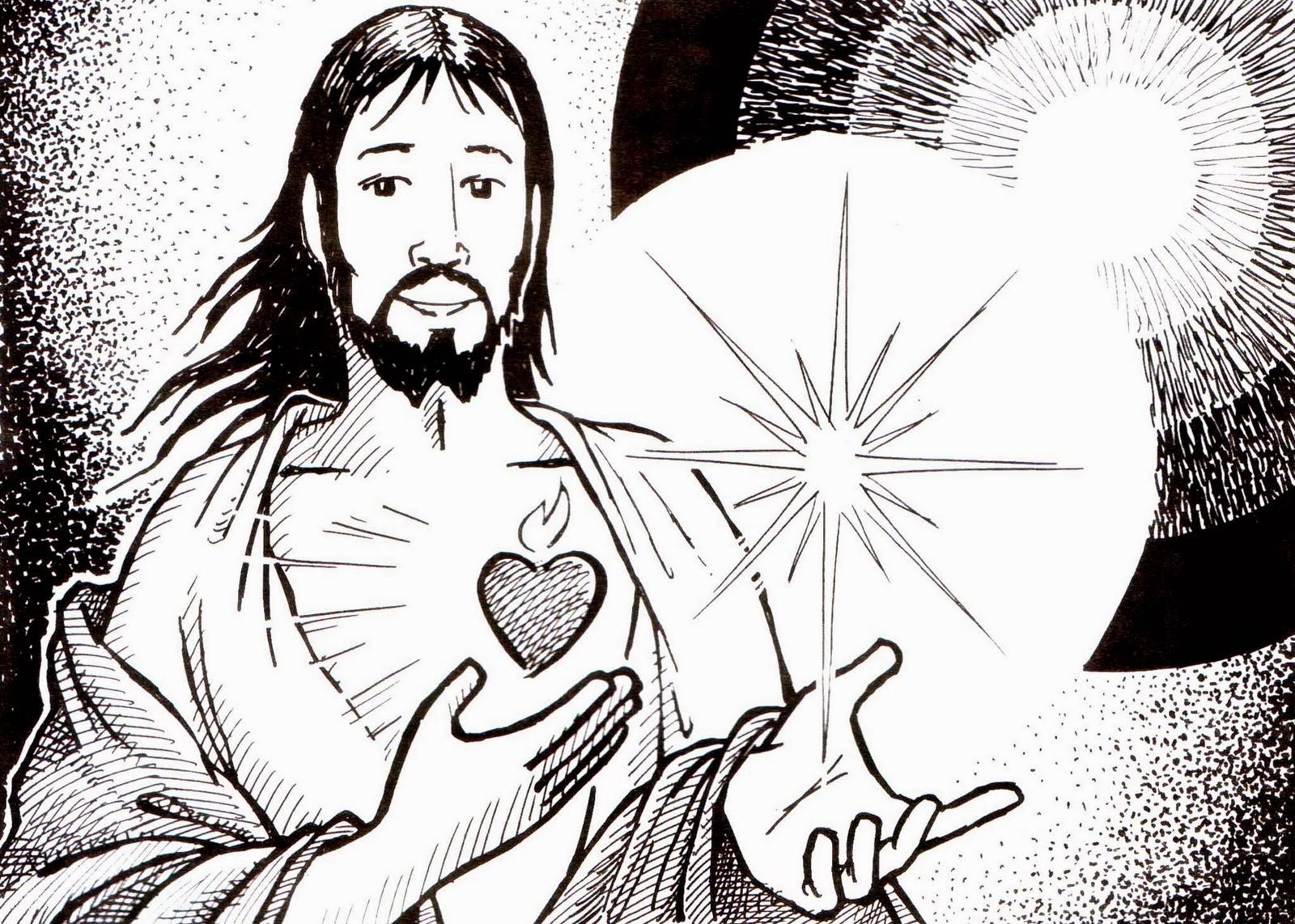 Junta Diocesana de Catequesis (Oberá): DIBUJOS PARA COLOREAR, del ...