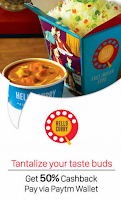 Get 50% Paytm Cashback from Hellocurry : BuyToEarn