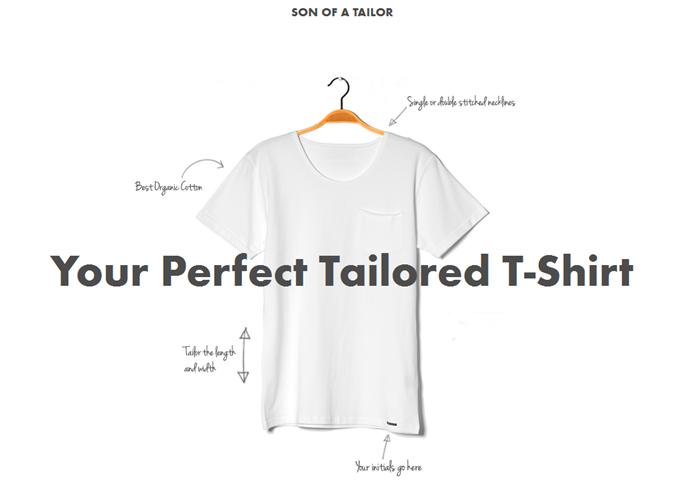 t-shirt su misura