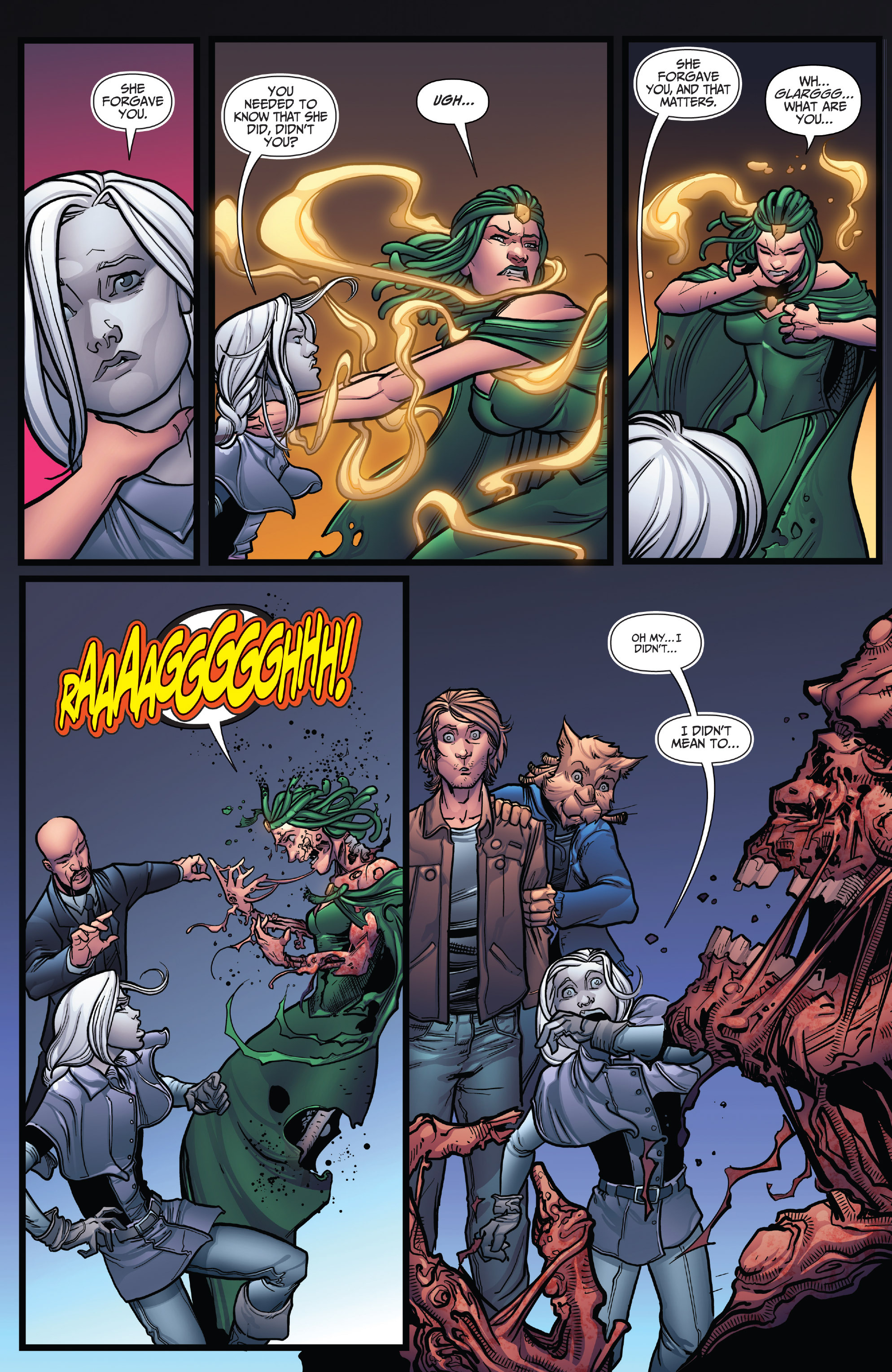 Grimm Fairy Tales (2005) Issue #119 #122 - English 21