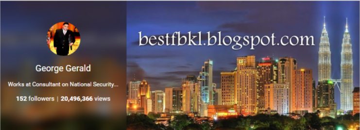 BEST FB KL BLOG GETS OVER 20.5 MILLION VIEWS ON GOOGLE+ WITHIN 36 MONTHS