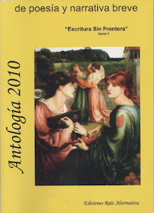 Escritura sin frontera (Ed.Raíz Alternativa)