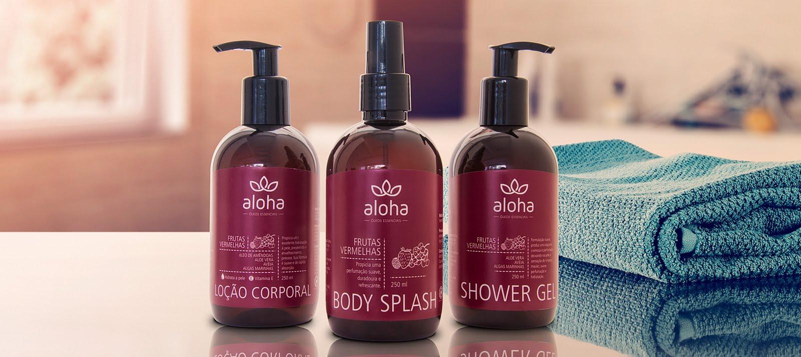 Compre seus produtos Aloha aqui!
