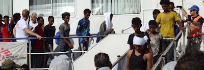 buongiornolink - Migranti, allarme Europol almeno 30mila i trafficanti di esseri umani