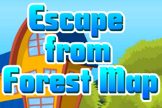 GamesNovel Escape From Forest Map