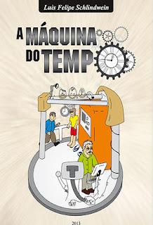 livro A máquina do tempo