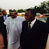Buhari in-closed door meeting with Cote D'Ivoire president in Abuja