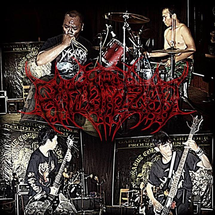 Razorized Band Brutal Death Metal  Pengging Handayaningrat Surakarta indonesia foto logo wallpaper facebook twitter reverbnation