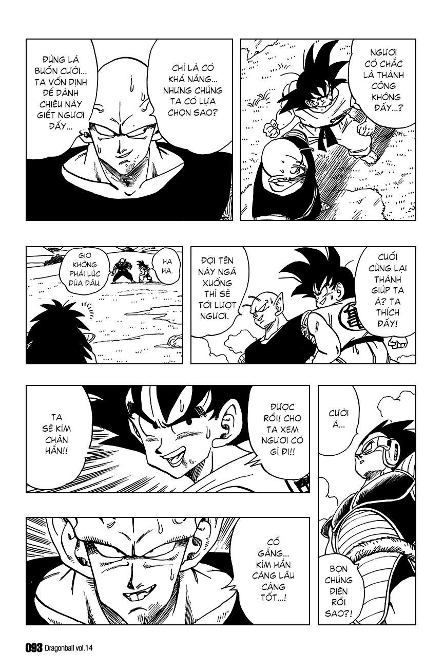 xem truyen moi - Dragon Ball - 7 Viên Ngọc Rồng - Chapter 201