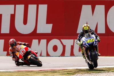 Insiden Rossi vs Marquez di Assen Kembali Diungkit, Ini Kata Komisi Keselamatan MotoGP