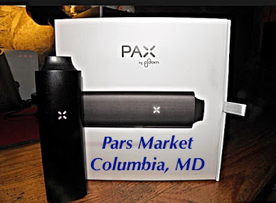 Pax Vaporizer at Pars Market in Columbia MD 21045