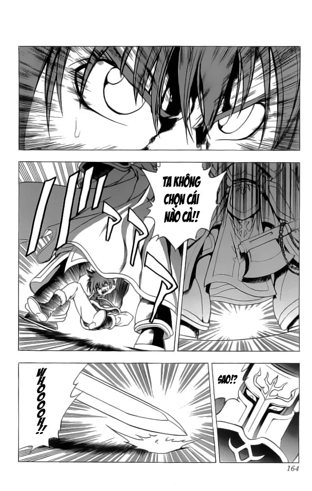 Fire Emblem-Hasha no Tsurugi chap 12 - Trang 26