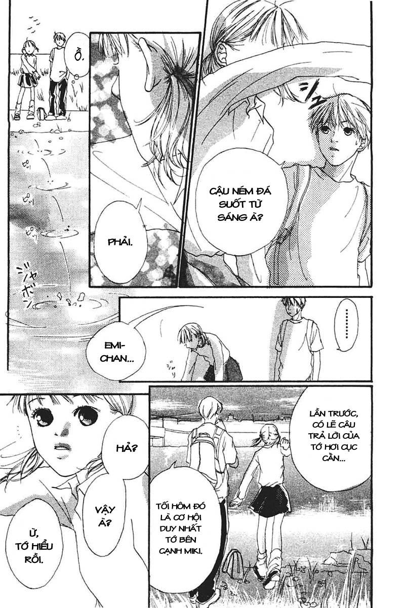 Watashi no Koibito chap 4 - Trang 12