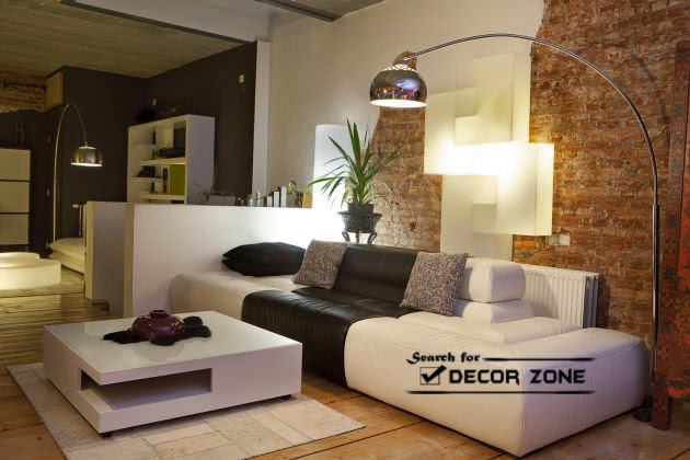 Modern Living Room Design Ideas   Creative Sofa And Wall Lights Part 45