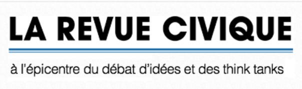 Suivez mes articles sur La Revue Civique
