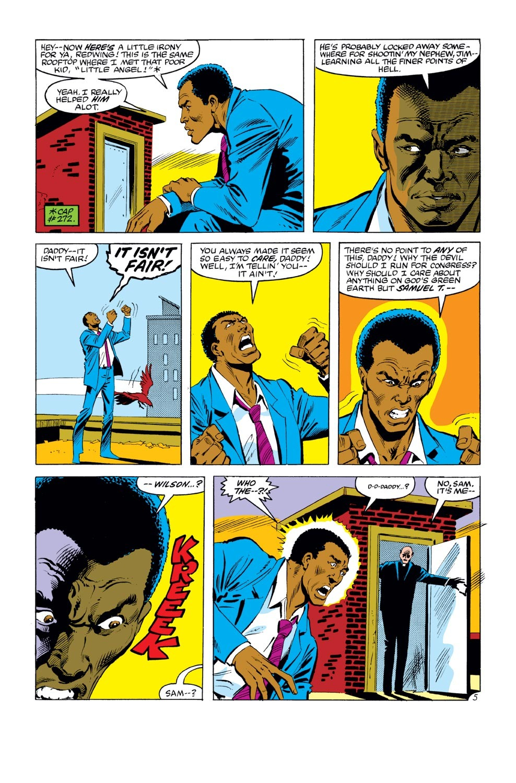 Captain America (1968) Issue #277 #193 - English 22