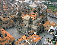 Ruta por la ciudad histórica Santiago de Compostela