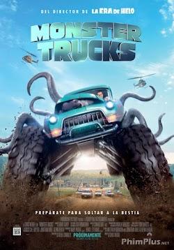 Xe Tải Quái Vật - Monster Trucks