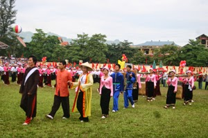 Interesting wedding ritual of the Muong people (Muong Ethnic Minority)