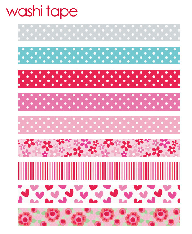doodlebug design inc blog washi tape love