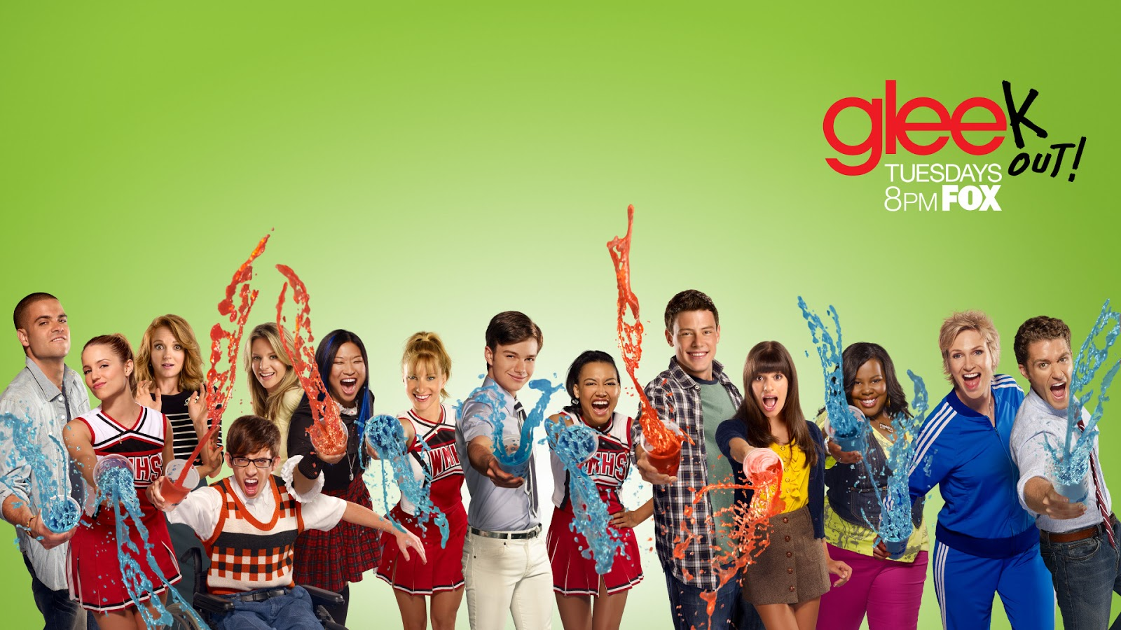 Glee Cast Season 4 Names