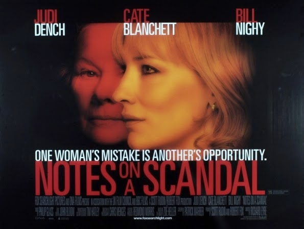 NOTES ON A SCANDAL – JURNALUL UNUI SCANDAL 2006