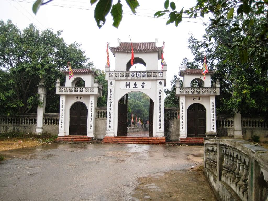 Cho thuê xe đi Đền Trần Nam Định