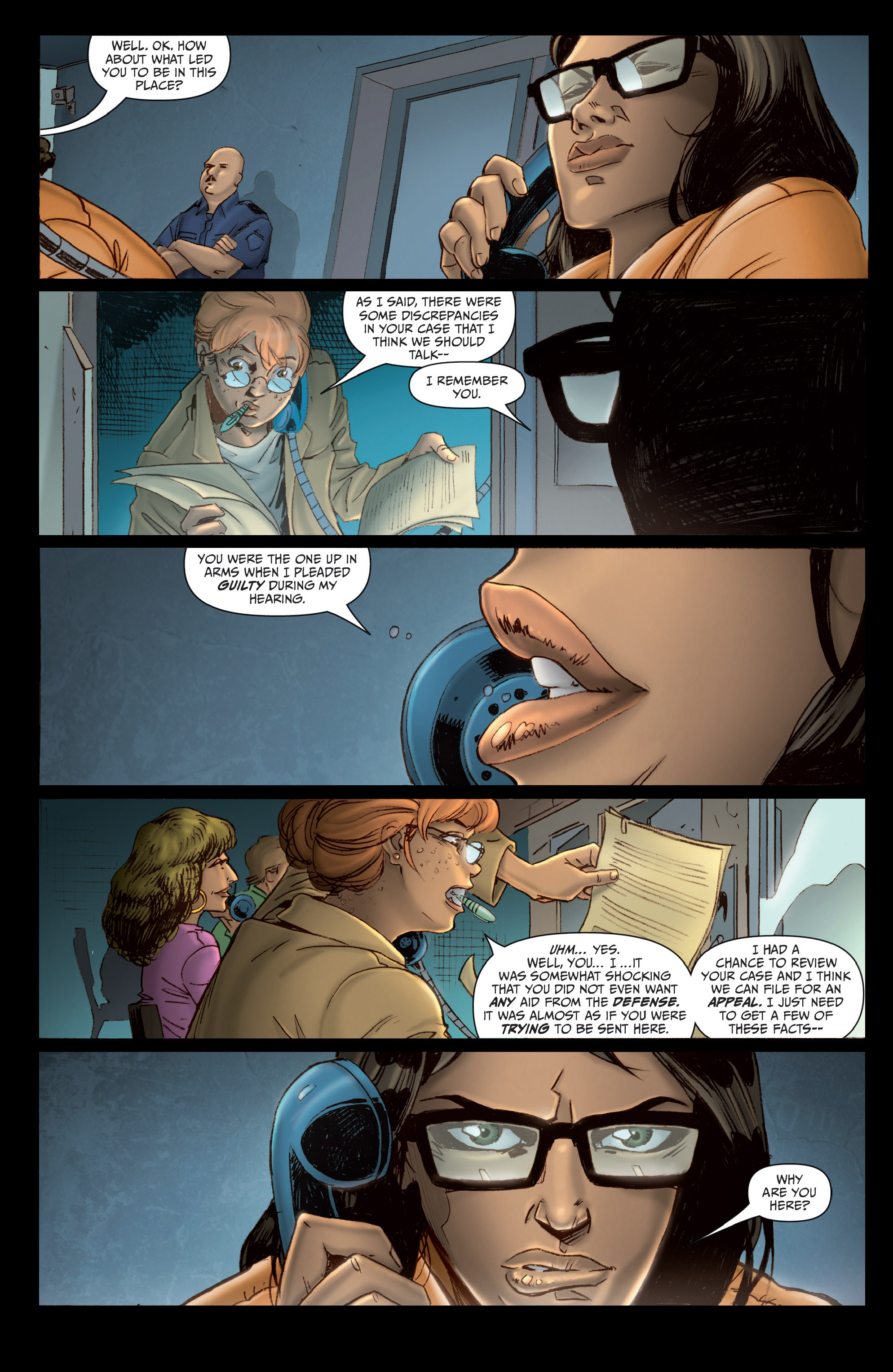 Grimm Fairy Tales (2005) Issue #76 #79 - English 7