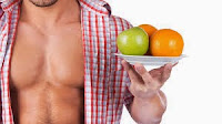 image of muscle diet loss
