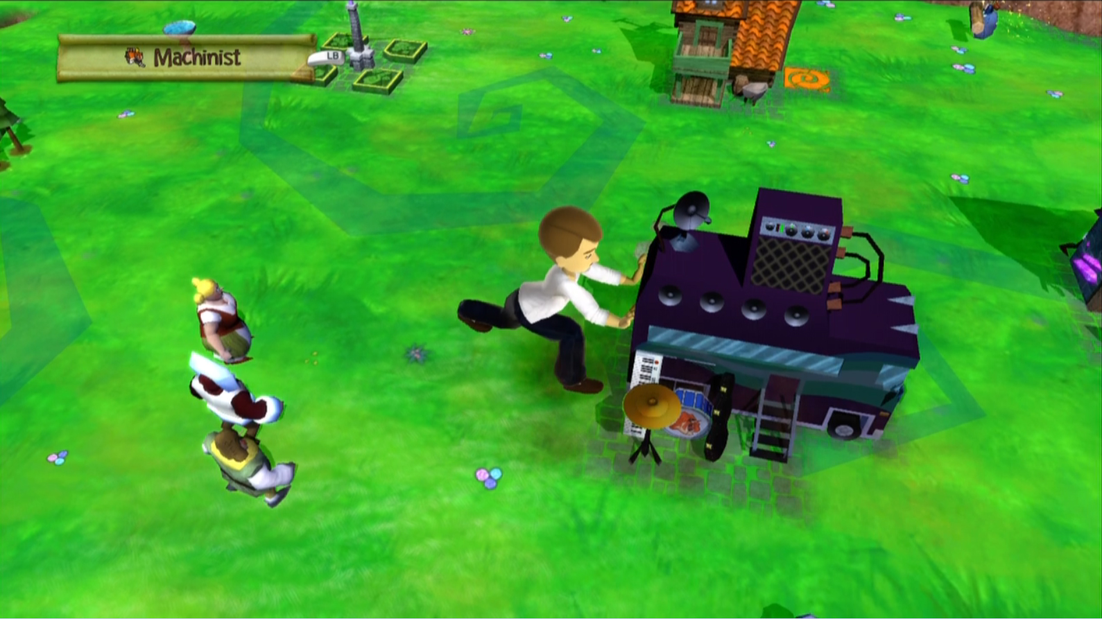 NinjaBee Games Avatar FameStar Update Gives New Content To A World Of Keflings For Full Year